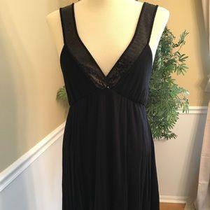 Sequins black dress